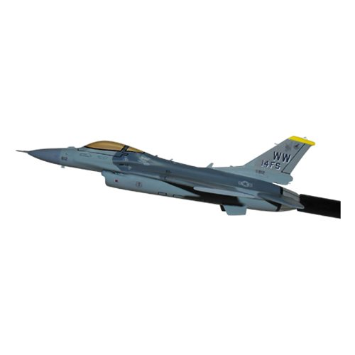 14 FS F-16C Airplane Briefing Stick - View 2