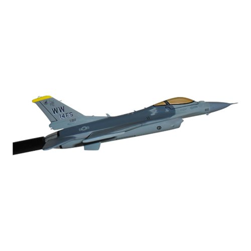 14 FS F-16C Airplane Briefing Stick - View 3