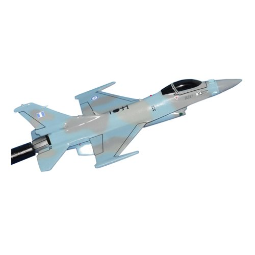 Hellenic Air Force F-16C Custom Airplane Model Briefing Sticks - View 2