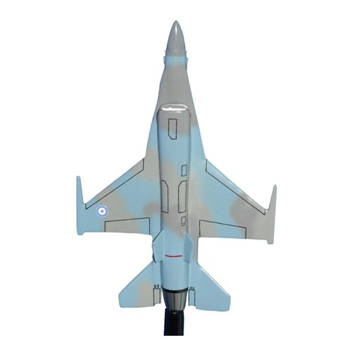 Hellenic Air Force F-16C Custom Airplane Model Briefing Sticks - View 3