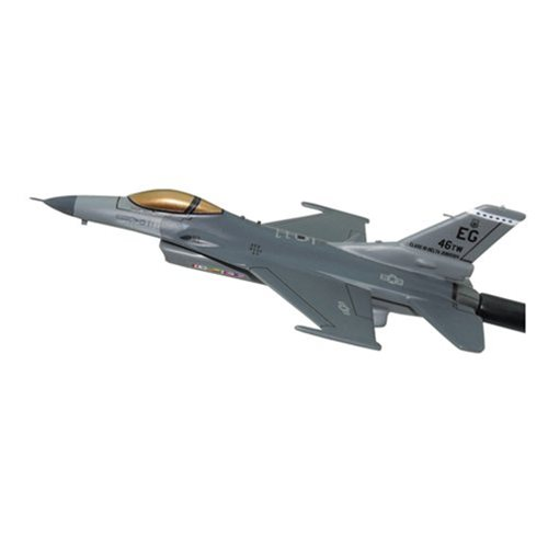 46 TW F-16C Custom Airplane Model Briefing Sticks - View 2