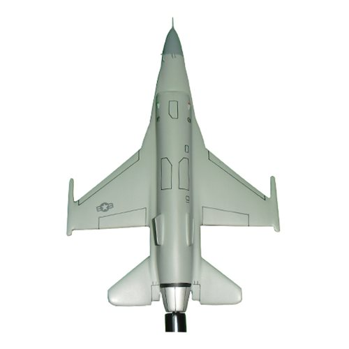 555 FS F-16C Custom Airplane Model Briefing Sticks - View 5