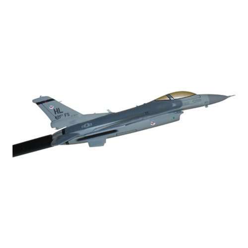 421 FS F-16C Fighting Falcon Briefing Sticks - View 3