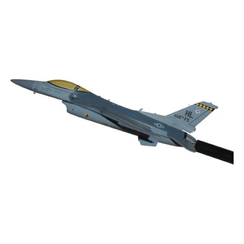 466 FS F-16C Custom Airplane Model Briefing Sticks - View 2