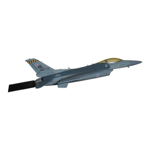 466 FS F-16C Custom Airplane Model Briefing Sticks - View 3