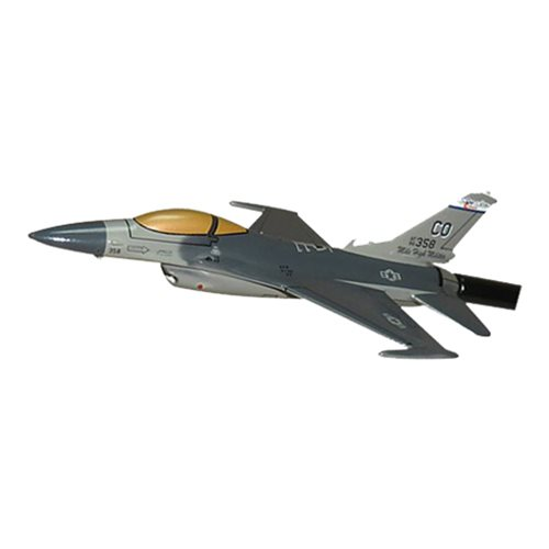 120 FS F-16C/D Fighting Falcon Briefing Sticks