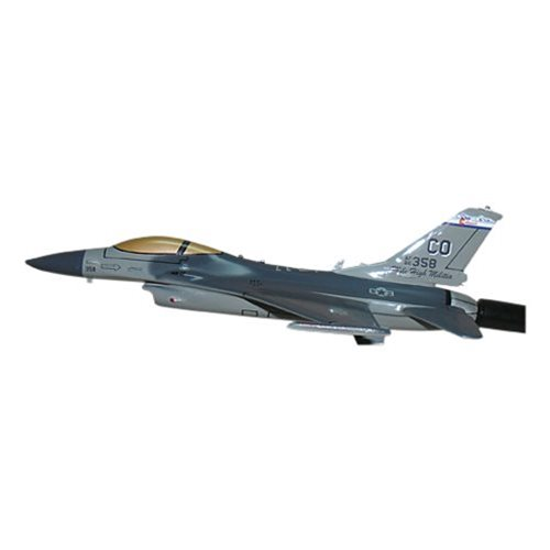 120 FS F-16C/D Fighting Falcon Briefing Sticks - View 2