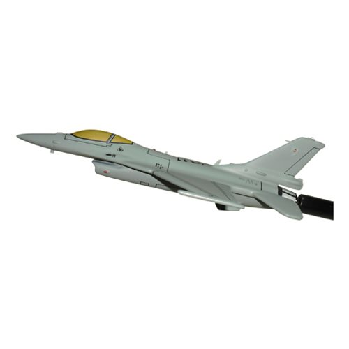 Royal Air force of Oman F-16C/D Custom Airplane Model Briefing Sticks - View 2
