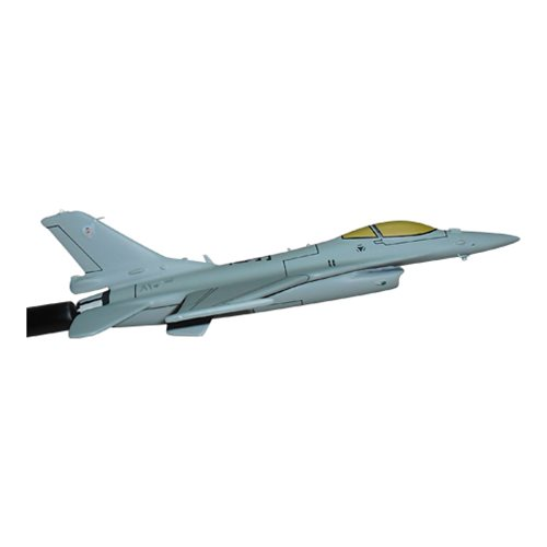Royal Air force of Oman F-16C/D Custom Airplane Model Briefing Sticks - View 3
