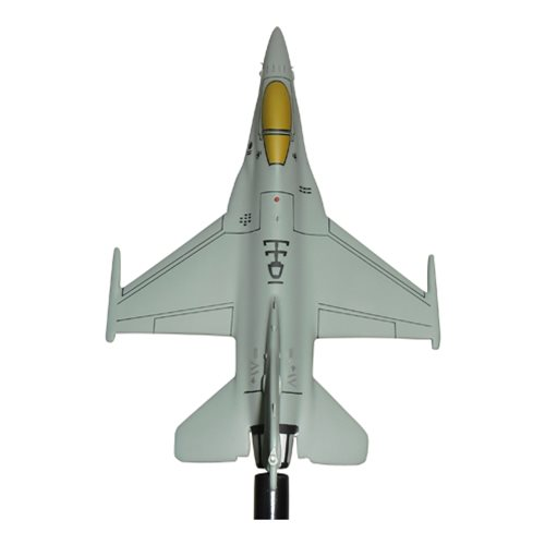 Royal Air force of Oman F-16C/D Custom Airplane Model Briefing Sticks - View 4