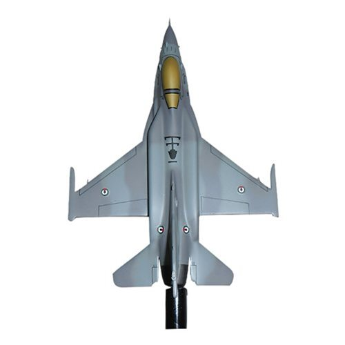 United Arab Emirates Air Force F-16E/F Custom Airplane Model Briefing Sticks - View 4