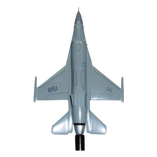Chilean Air Force F-16C Custom Airplane Model Briefing Sticks - View 5