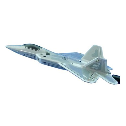 49 OG F-22A Raptor Custom Airplane Model Briefing Stick