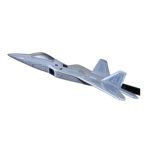 149 FS F-22A Raptor Custom Airplane Model Briefing Stick
