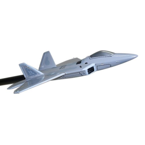 149 FS F-22A Raptor Custom Airplane Model Briefing Stick - View 2