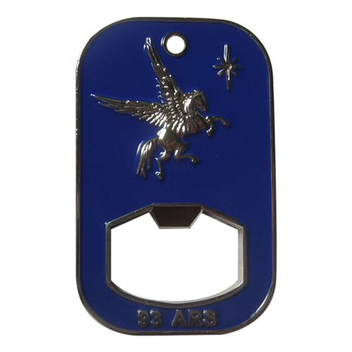 93 ARS Bottle Opener Challenge Coin
