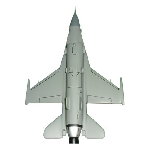 Republic of Singapore Air Force 145 SQN F-16D Custom Airplane Model Briefing Sticks - View 5
