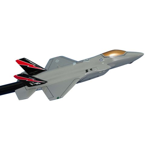 461 FLTS F-35A Lightning II Custom Briefing Stick - View 2