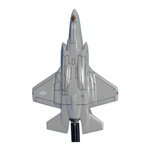 461 FLTS F-35A Lightning II Custom Briefing Stick - View 4