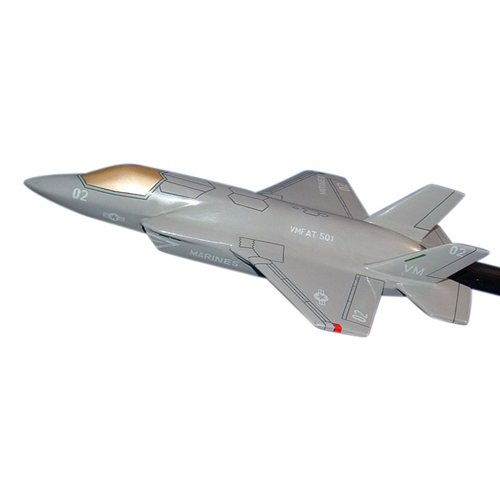 VMFAT-501 F-35B Lightning II Custom Briefing Stick