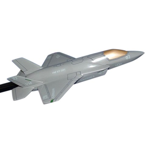 VMFAT-501 F-35B Lightning II Custom Briefing Stick - View 2