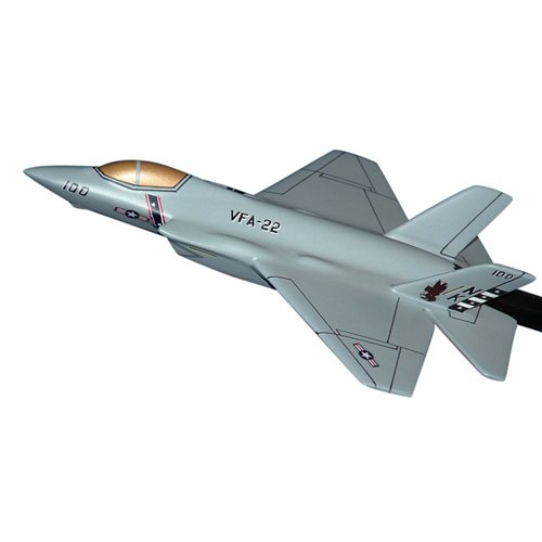 VFA-22 F-35C Lightning II Custom Briefing Stick