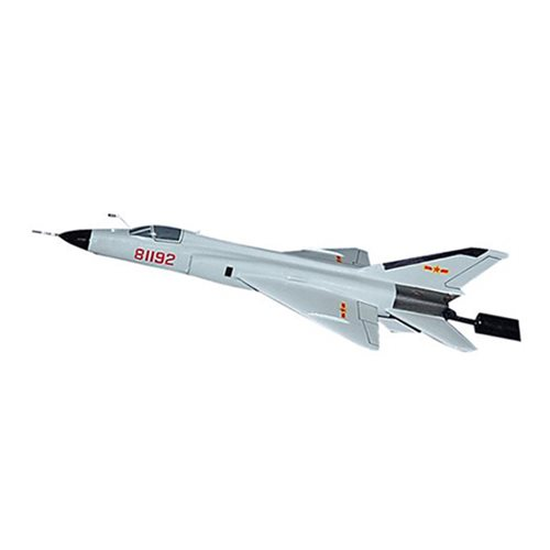 Chinese J-8/ F-8 Finback Custom Airplane Model Briefing Sticks