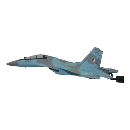 Algerian SU-30MKA Custom Airplane Briefing Stick  - View 2