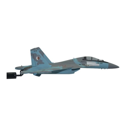 Algerian SU-30MKA Custom Airplane Briefing Stick  - View 3