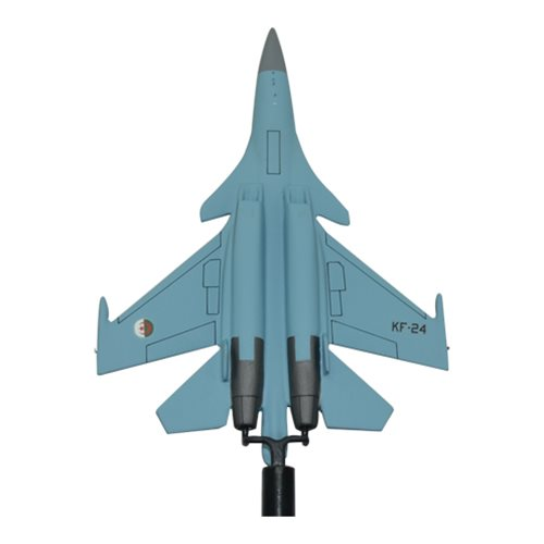 Algerian SU-30MKA Custom Airplane Briefing Stick  - View 6