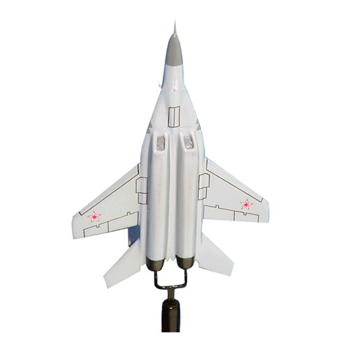 Russian Air Force MiG-31 Foxhound Custom Airplane Model Briefing Sticks - View 3