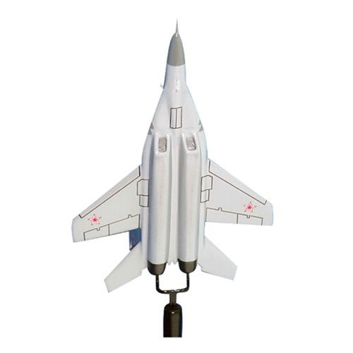 Russian Air Force MiG-29 Fulcrum Custom Airplane Model Briefing Sticks - View 5