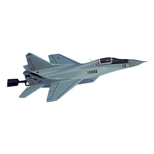 Royal Malaysian Air Force MiG-29 Fulcrum Custom Airplane Model Briefing Sticks - View 2