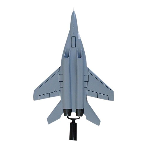 Royal Malaysian Air Force MiG-29 Fulcrum Custom Airplane Model Briefing Sticks - View 3