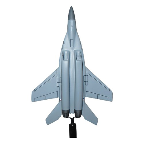 Uzbekistan Air Force MiG-29 Fulcrum Custom Airplane Model Briefing Sticks  - View 5