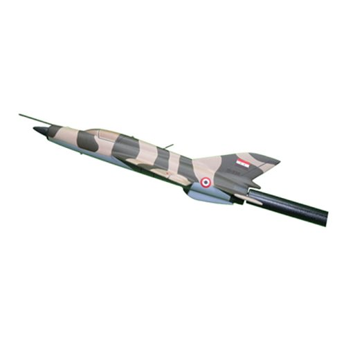 Iranian Air Force Chengdu F-7 Briefing Sticks - View 2