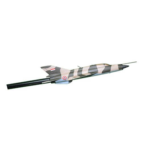 Iranian Air Force Chengdu F-7 Briefing Sticks - View 3