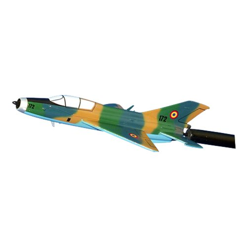 Romanian Air Force MiG-21 Fishbed Briefing Sticks