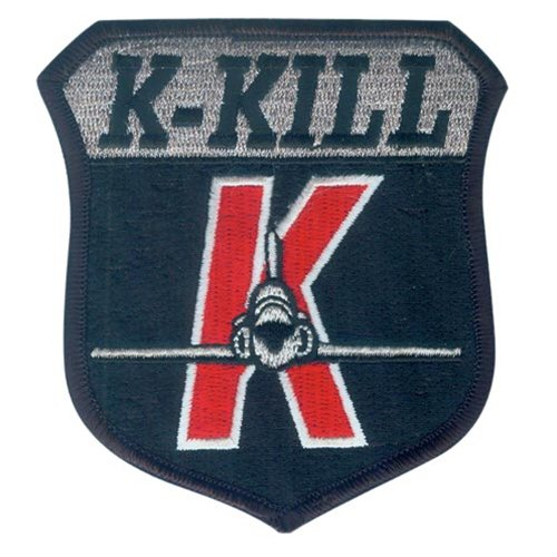 25 FTS K-Flight Patch
