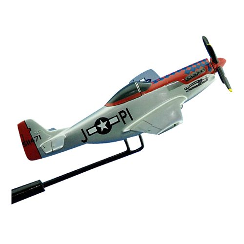 DiamondBack P-51D Custom Airplane Model Briefing Sticks - View 2