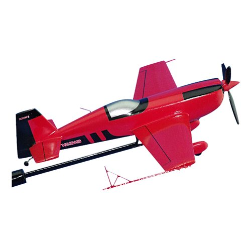 Extra 330SC Custom Airplane Model Briefing Stick - View 2