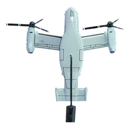 VMM-263 MV-22 Osprey Custom Airplane Model Briefing Sticks - View 3