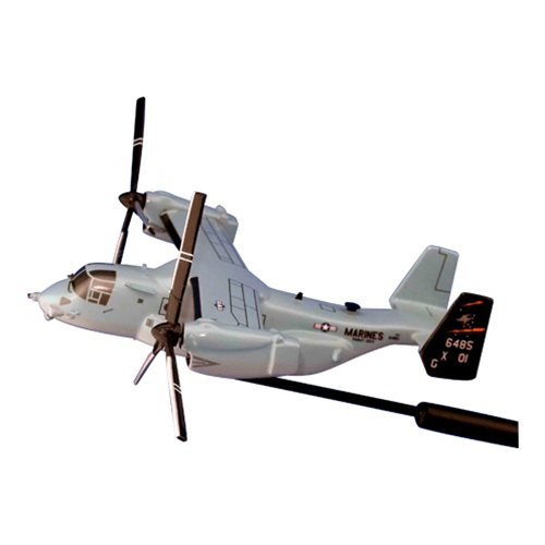 MV-22 VMMT-204 Osprey Custom Airplane Model Briefing Sticks