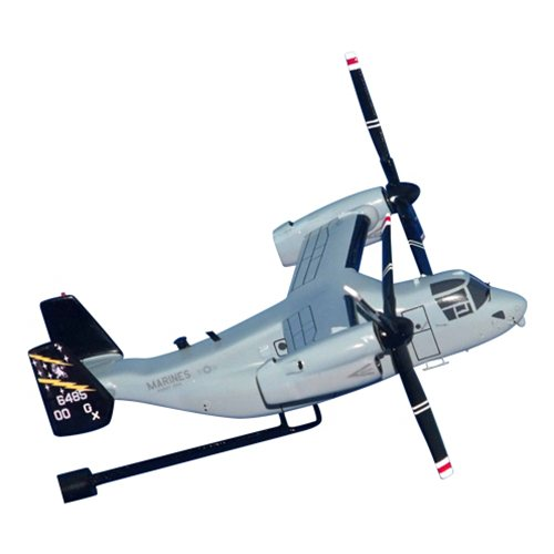 MV-22 VMMT-204 Osprey Custom Airplane Model Briefing Sticks - View 2