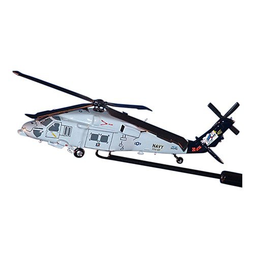 MH-60 HSC-85 Pave Hawk Custom Airplane Model Briefing Stick