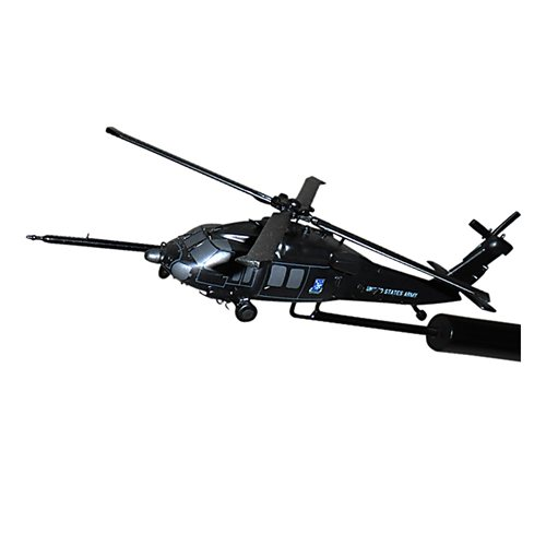 MH-60K 160 SOAR Pave Hawk Custom Airplane Model Briefing Stick