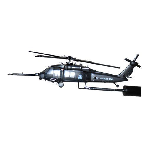 MH-60K 160 SOAR Pave Hawk Custom Airplane Model Briefing Stick - View 2