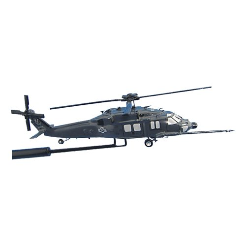 HH-60 41 RQS Pave Hawk Custom Airplane Model Briefing Stick - View 2