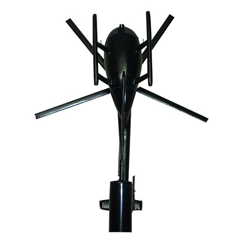 MH-6 160 SOAR Little Bird Custom Airplane Model Briefing Sticks - View 4