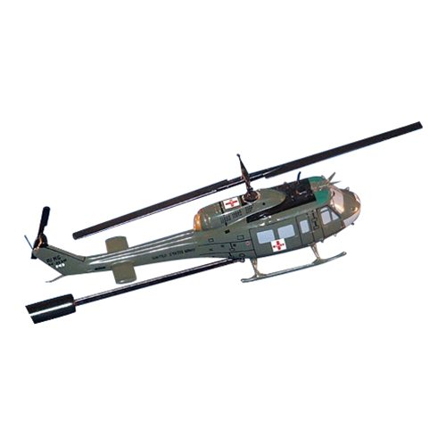 UH-1H Iroquois Helicopter Briefing Stick  - View 2